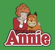 Little Orphan Annie One Piece - Short Sleeve