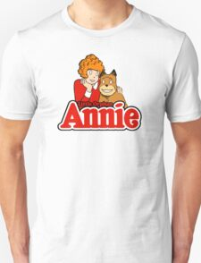 Little Orphan Annie Unisex T-Shirt