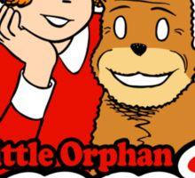 Little Orphan Annie Sticker