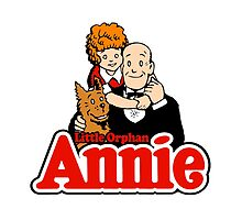 Little Orphan Annie by DCdesign