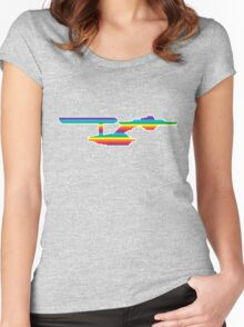 Gay Enterprise Women's Fitted Scoop T-Shirt