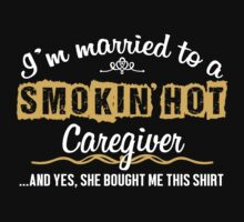 Funny Caregiver T-shirt by musthavetshirts