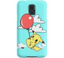 Pikachu balloon Samsung Galaxy Case/Skin