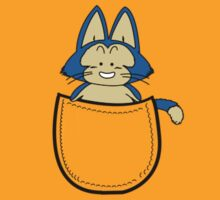Pocket Puar - Dragonball Pet T-Shirt