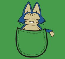 Pocket Puar - Dragonball Pet Kids Clothes