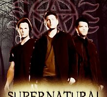 Supernatural -- Dark by Ash J.M.
