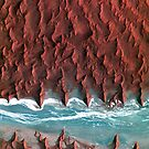 Namibia Satellite by swanny