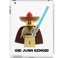 Obi Juan Kenobi iPad Case/Skin