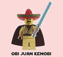 Obi Juan Kenobi Kids Clothes