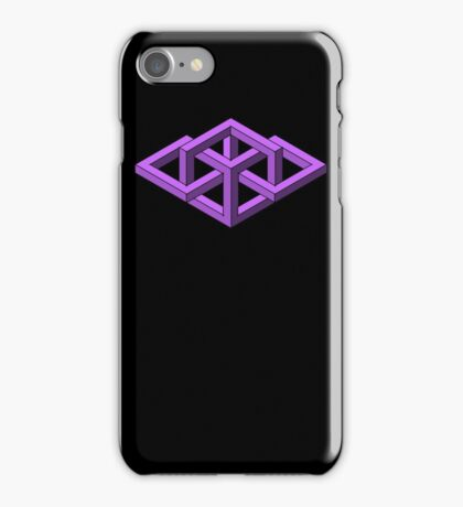 Isometric Impossibilities  iPhone Case/Skin
