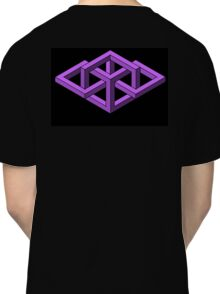Isometric Impossibilities  Classic T-Shirt