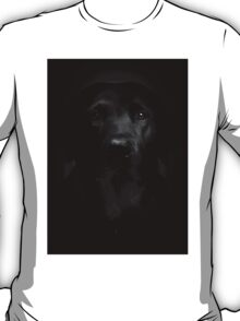 I met a girl (Black and white version) T-Shirt