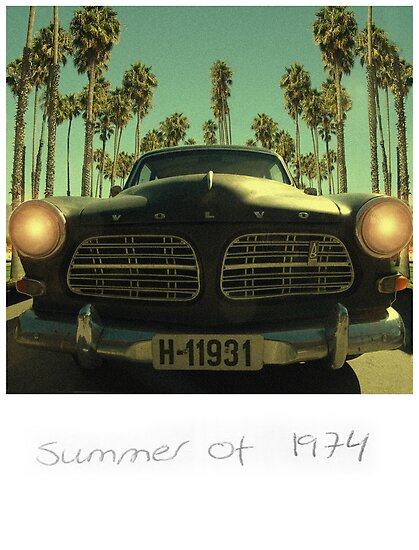 Volvo, 70's by Anette Tyler