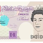 Twenty Pound Note by Richard Edwards