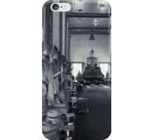 Inside Thai Temple iPhone Case/Skin