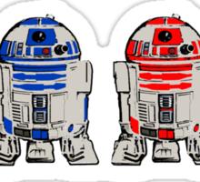 TEENAGE MUTANT NINJA ROBOTS...  Sticker