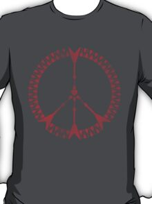 peace love rock'n'roll T-Shirt