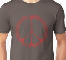 peace love rock'n'roll Unisex T-Shirt