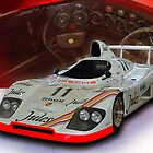 Porsche 936/81 Spyder by Stuart Row