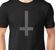 Cross upside down Unisex T-Shirt