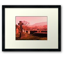 Pendle Hill Framed Print