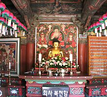The Temple Budda by Debbie Montgomery
