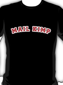 Mail Kimp - On Colours T-Shirt
