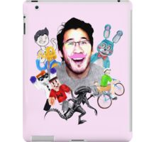 Markiplier 2014 Highlights iPad Case/Skin