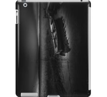 On the wrong side of the lake iPad Case/Skin