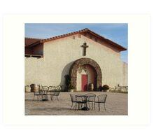 winery Art Print