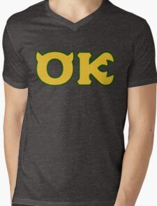 Oozma Kappa - monsters university frat  Mens V-Neck T-Shirt