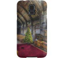 Christmas Church Service Samsung Galaxy Case/Skin