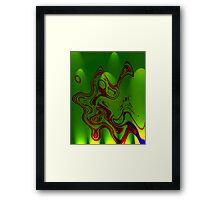 Lounge Act Framed Print