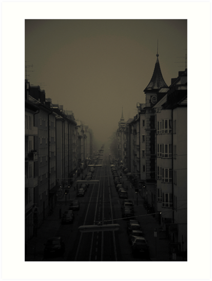 fading away by andreasphoto
