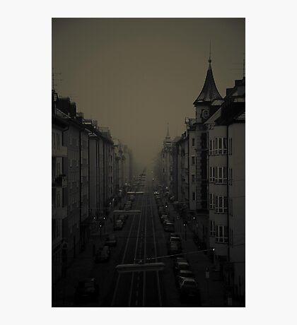 fading away Photographic Print