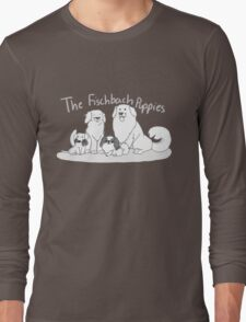 The Fischbach Puppies Long Sleeve T-Shirt