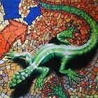 Lizard by Sue Ballyn