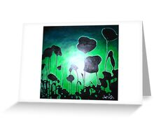Poppies of Peace Greeting Card