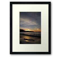 Phuket Sunset Framed Print