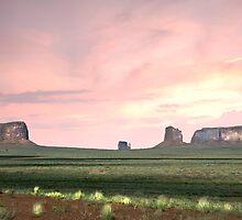 Purple skys movie landscape by Randy & Kay Branham