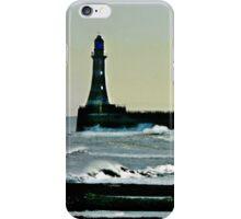 Roker Pier, Sunderland. iPhone Case/Skin