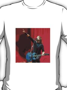 Dave Grohl - The Point Colour T-Shirt
