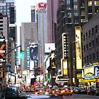 The Streets of New York City by JonM