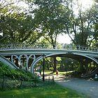 Central Park Bridge by JonM