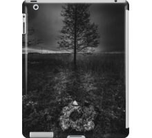 On the wrong side of the lake 3 iPad Case/Skin