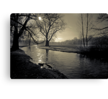 tranquility I Canvas Print