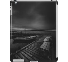 On the wrong side of the lake 5 iPad Case/Skin