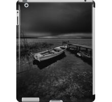 On the wrong side of the lake 7 iPad Case/Skin