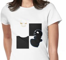 My Move Womens Fitted T-Shirt