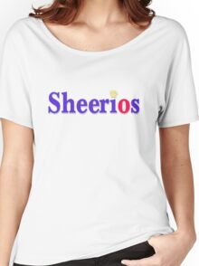 Sheerios Women's Relaxed Fit T-Shirt
